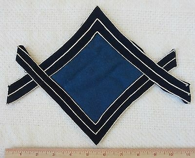 PAIR ORIGINAL INDIAN WARS Vintage US ARMY INFANTRY CORPORAL CHEVRON PATCHES