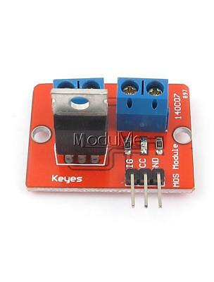 1/4 Channel Route MOSFET Button IRF520 IRF540 + MOSFET Current Switch Module MO