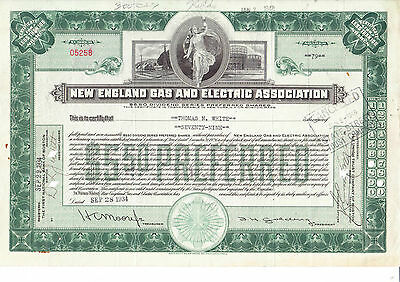 New England Gas And Electric Association, 1944