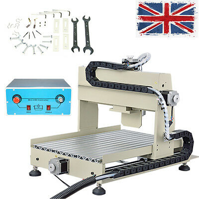 3 Axis 3040T Cnc Router Engraver/engraving Drilling & Milling Machine 3D Cutter