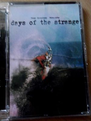 DAYS OF THE STRANGE - A Taylor Steele Film - SURF DVD as new