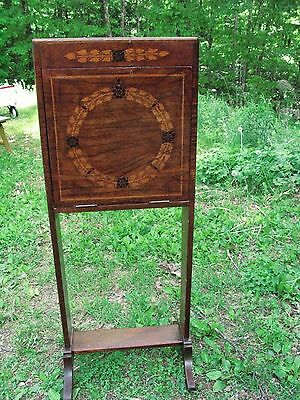 Antique Painted Secretary from South America