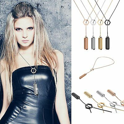 Luxury Stainless Steel Accessory Jewelry Necklace Pendant for Fitbit Flex 2