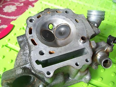Honda Foresight Fes250 Cylinder Head