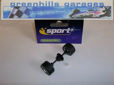 Greenhills Scalextric Accessory Pack Dodge Viper rear axle New W9034 G562