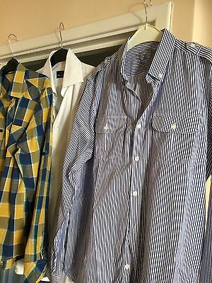 Men Shirts Bundle For M-L