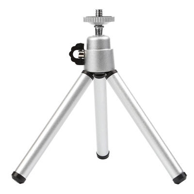 Mini Portable Extendable Tripod Stand Support+Phone Clip f GoPro 6 5S 5 4S 4 3+