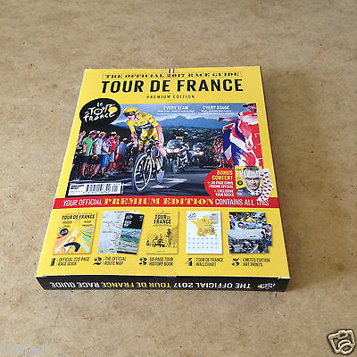 Official Tour De France 2017 Premium Edition With Chris Froome Special & Socks
