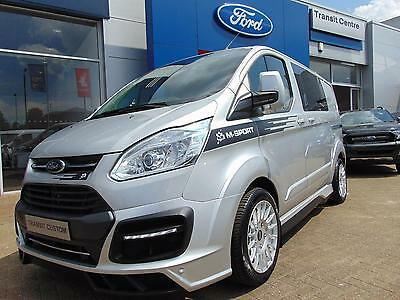 Ford Transit Custom 290 L1 M-SPORT Double Cab Special Edition 2.0 TDCi 170PS