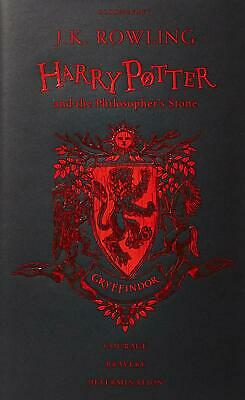Harry Potter and the Philosopher's Stone - Gryffindor Edition by J.K. Rowling Ha