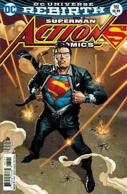 Action Comics #961 Variant Cover by Gary Frank