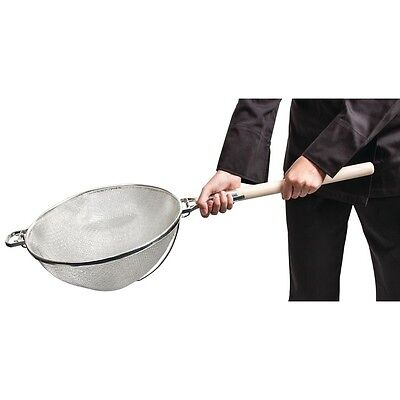Heavy Duty Large Strainer Catering Sieve Commercial - Choice of 2 Sizes