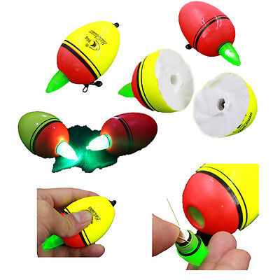 Outdoor Fishing Floats Tools Fisher Electronic Nightlight Floats Fishing Bobbers