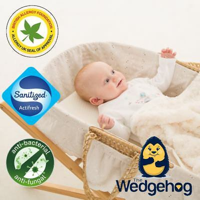 Amicor Wedgehog® Deluxe - 28cm Moses Reflux Wedge - with Free Bundled eBook