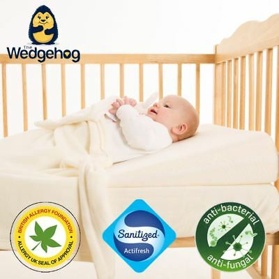 Amicor Wedgehog® Deluxe - 60cm Cot Reflux Wedge - with Free Bundled eBook