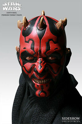 Sideshow Exclusive – Darth Maul – 1/4 Premium Format Figure