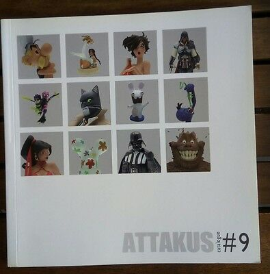 Catalogue ATTAKUS #9 : Astérix, Blacksad, Thorgal, Star Wars,...