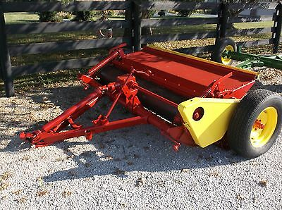 Used New Holland #404 7ft Hay Crimper, Conditioner*Shipping $1.85 per Load Mile*