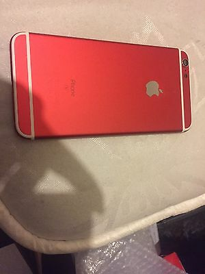 Apple iPhone 6s plus  - 64gb Red (Unlocked) Smartphone