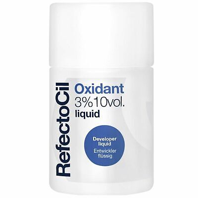 Refectocil Oxidant Liquid 3% (10 vol) Developer 50mlRefectocil Oxidant Liquid 3%