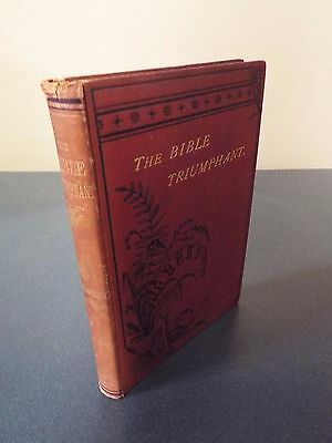 The Bible Triumphant by Mrs. H.V. Reed - Undated