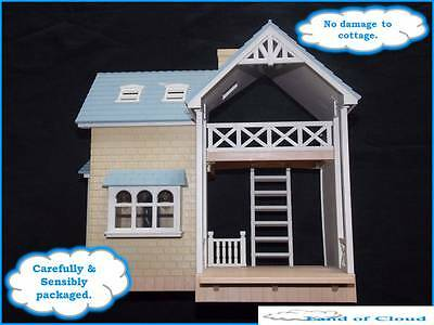 Sylvanian families Bluebell Cottage  - FAST TRACKED  POST