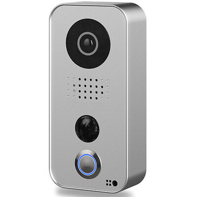 Doorbird Smart Video Türstation - Strato Silver Edition, D101s, Kundenretoure