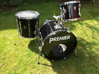 Premier APK Drum Kit - Early 90's - 3 Piece BANK HOLIDAY DEAL !!!!!