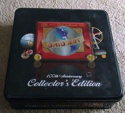 Etch-A-Sketch 100th Anniversary Collectors Edition New