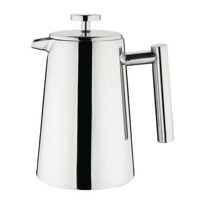 Olympia Stainless Steel Cafetiere 750ml