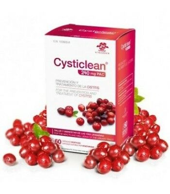 Cysticlean 240 Mg Pac 60 Capsulas