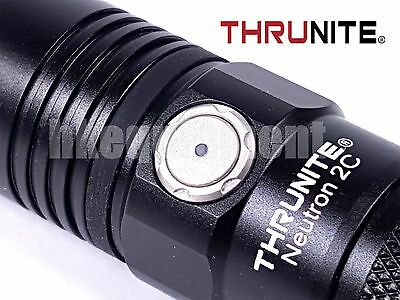 Thrunite Neutron 2C v3 2017 Cree XP-L V6 USB Rechargeable 18650 CW LED Torch