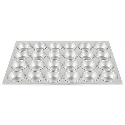 Vogue 24 Cup Muffin Tray Serving Platter Bakeware Cake Mould Kitchen