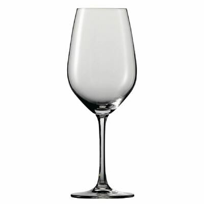 Pack of 6 Schott Zwiesel Vina Red Wine Glasses 404ml Crystal