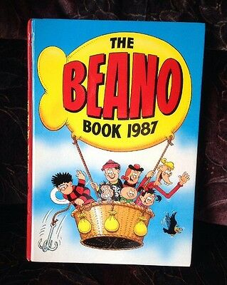 The Beano Book 1987 Vintage Comic Annual