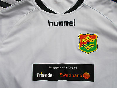 GAIS football shirt..13 ON REAR...SMALL..mint condition...