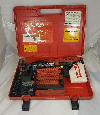 Hilti dx36m Semi Automatic Powder Actuated Nailer