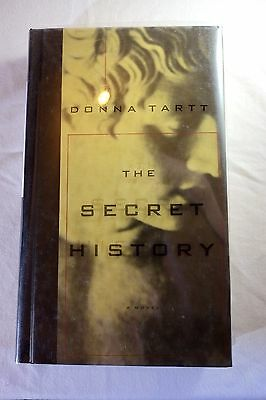 The Secret History by Donna Tartt - Signed Hardback First Edition Knopf NY 1992.