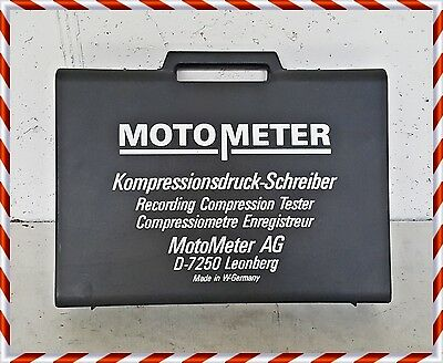 MotoMeter Recording Compression Testers Vintage BENZINA and DIESEL 623 603 1101