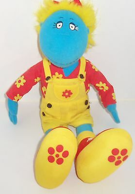 "The Tweenies Bella 14"" Soft Toy / Plush Doll"