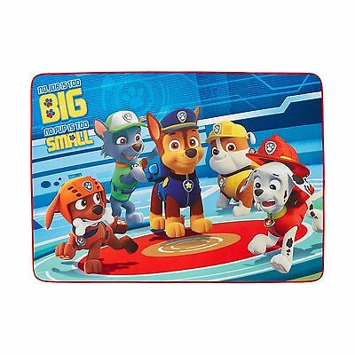"""Paw Patrol """"Pups In Action"""" 30"""" x 46"""" Accent Rug"""