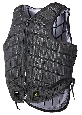 Champion Adults Titanium Ti22 Body Protector - Black