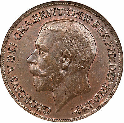 George V One Penny 1911 - 1919 Select Year Buy 2 Get 1 Free #tt