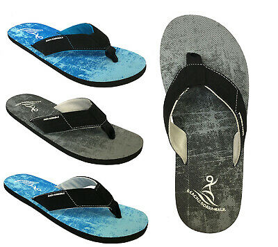 b49560f93 MEN S BEACH SANDALS Stylish Aquatic Flip Flop Beach Casual--( 555 ...