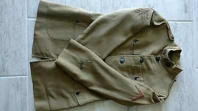 WW1 Army Wool Winter Tunic