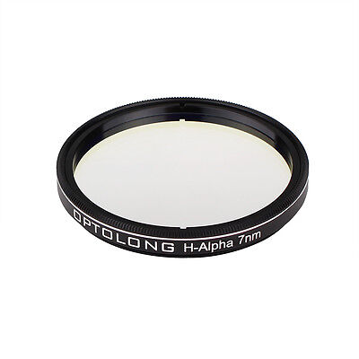 "Hot OPTOLONG 2"" 7nm H-Alpha Filter Narrowband Astronomical Photographic Best"