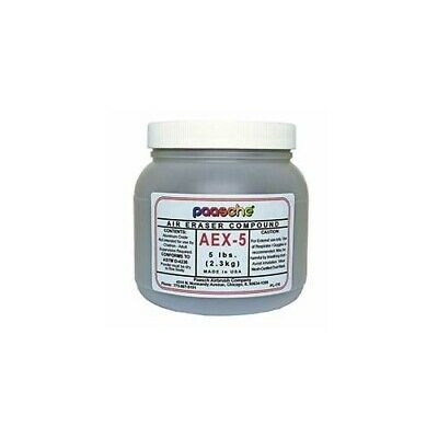 NEW 2.3 kg (5LB) Fast cutting compound - PAASCHE from Hobby Tools Australia