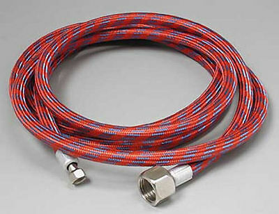 NEW Paasche 6 metre (20') Braided Air Hose from Hobby Tools Australia