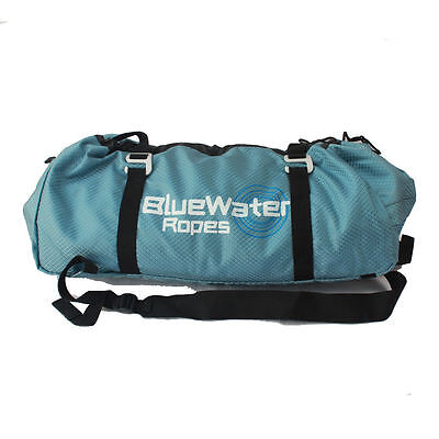 New BlueWater Ropes Climbing Rope Bag BLUE Rock Climbing Climbing Rope Bag