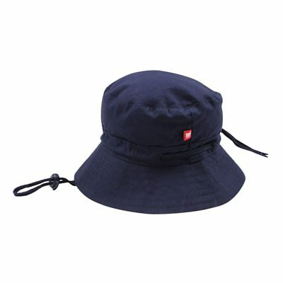 Baby Boys Sun Hat : Midnight Blue